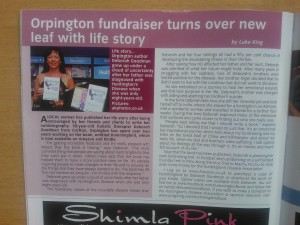 Orpington 1st magazine Summer 2013